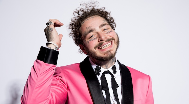 LISTEN] Post Malone's 'Wow ' Is A Surprise New Song To End 2018