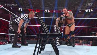 WWE TLC: Tables, Ladders, & Chairs 2018 Results