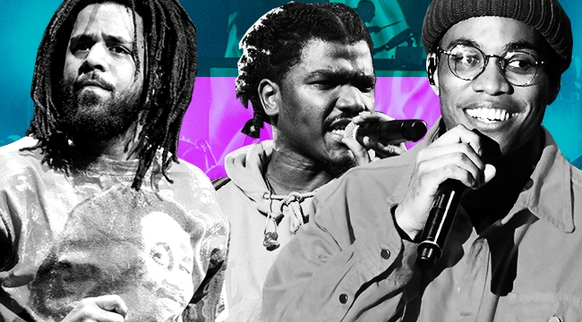 20 More Must-Hear Rap Albums Of 2018