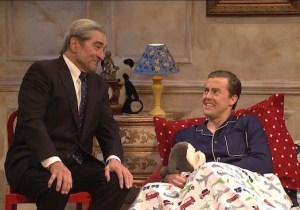 Robert De Niro's Robert Mueller Is Hiding In The Trump Closet In The 'SNL' Cold Open