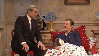 Robert De Niro's Robert Mueller Is Hiding In The Trump Closet In The 'SNL' Cold Open