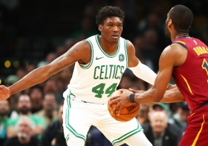 Robert Williams And Danny Ainge Prefer A Different Nickname But Even Timex Is Keen On 'Time Lord'