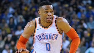 Russell Westbrook Is 'Blessed With The Talent To Not Give A F*ck' About His Critics