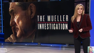 Samantha Bee Is Very Excited About The Possibility Of A Very Mueller Christmas This Year