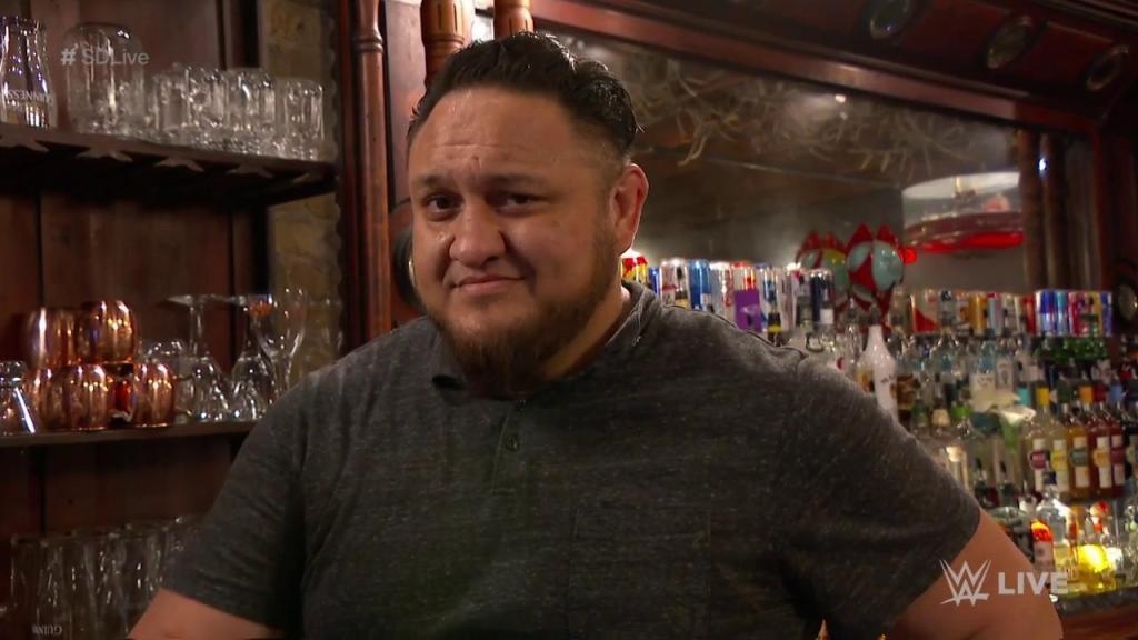 WWE Has Suspended Samoa Joe For Violating Their Wellness Policy
