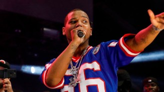 Juelz Santana Has Been Sentenced To Two Years In Prison For Possession Of A Handgun And Drugs
