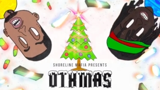 Shoreline Mafia Brings Back The Hip-Hop Holiday Album With The Release Of 'OTXMas'