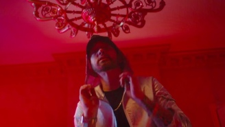 Eminem Is Far From Being The 'Good Guy' In His New, Bloody Video With Jessie Reyes