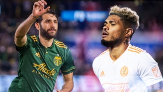Stu Holden And John Strong Of Fox Sports Preview Saturday's MLS Cup Final