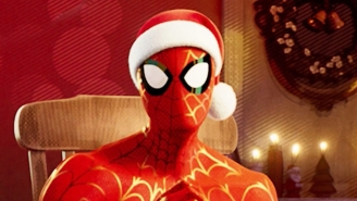 The Spider-Man Christmas Album From 'Into The Spider-Verse' Actually Exists In Real Life