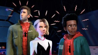 'Spider-Man: Into The Spider-Verse' Features A Clever 'Community' Easter Egg Involving Donald Glover