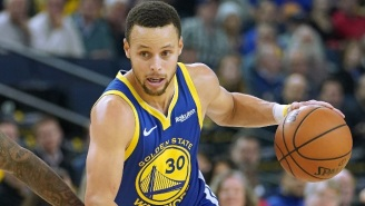 Steph Curry Revealed The 'Only Regret' He Has From His NBA Career