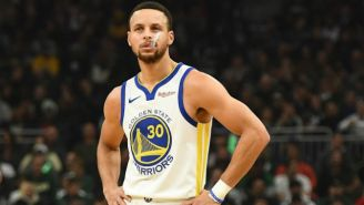 Steph Curry Claimed NASA Never Landed On The Moon On A Podcast