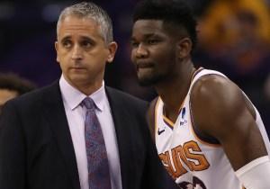 Suns Coach Igor Kokoskov Reportedly Had 'Minimal Input' On Who The Team Picked In The 2018 NBA Draft