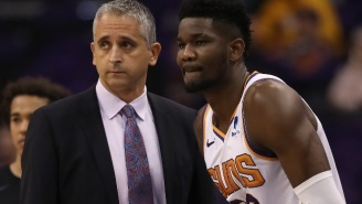 The Suns Have Fired Coach Igor Kokoskov After One Season