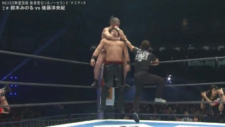 The Ten Best New Japan Pro Wrestling Matches Of 2018