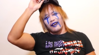 NJPW's Tetsuya Naito Called Out Chris Jericho Ahead Of Their Wrestle Kingdom Match