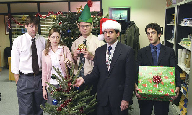 All 'The Office' Christmas Episodes, Ranked