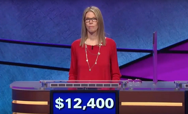 Jackie Fuchs, The Bassist From 1970s Rock Band The Runaways, Is Killing It On 'Jeopardy!'
