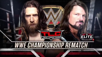 WWE TLC: Tables, Ladders, & Chairs 2018 Open Discussion Thread