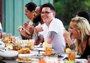 Top Chef Power Rankings Week 2: The Backside Of A Hoe