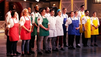 Top Chef Power Rankings, Episode One: The Fastest Two Minutes