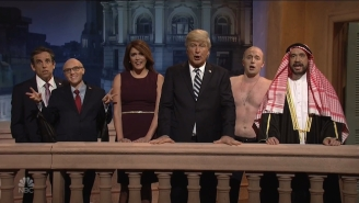 Alec Baldwin's Donald Trump Cries Over The Mueller Investigation In The 'SNL' Cold Open