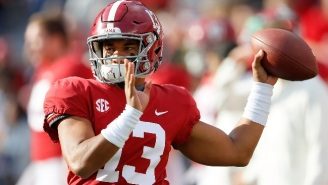 Tua Tagovailoa Says His Father Would Discipline Him With A Belt In A Disturbing 'College GameDay' Segment