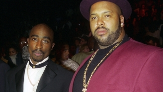 Suge Knight Reportedly Confirmed New Tupac Shakur Songs Will Be Released