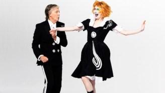 Paul McCartney's Joyful New Anti-Bullying Video For 'Who Cares' Co-Stars Emma Stone