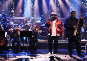 Black Thought And Salaam Remi's Brought A Soulful Rendition Of 'Conception' To Late Night