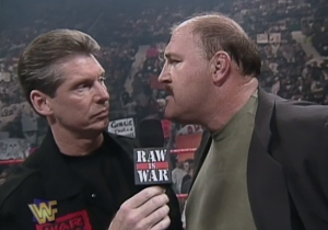 A Young Vince McMahon Once Put On A Mask To Wrestle Sgt. Slaughter
