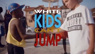This Is The Kids Parody Of 'White Men Can't Jump' You Never Knew You Needed