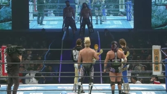 A Twist At NJPW's World Tag League Final Set Up A Three-Way Tag Team Title Match At Wrestle Kingdom 13