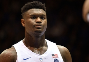 There's Been 'No Discussion' Of Duke Shutting Down Zion Williamson According To Coach K