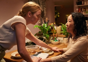 'Killing Eve' Is Going To Get Even 'Darker' In Season 2