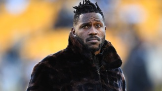 Antonio Brown's Trade To The Bills Fell Through Because He Doesn't Want To Go There