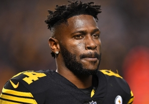 Mike Tomlin Says 'You Can Call It What You Want' When Asked If Antonio Brown Quit On The Steelers