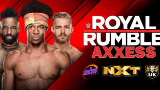 A New Multi-Brand WWE Tournament Is Coming On Royal Rumble Weekend