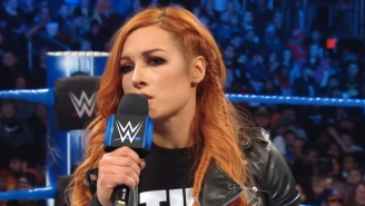 Becky Lynch Keeps Dominating Twitter And Earns Praise From A WWE Legend