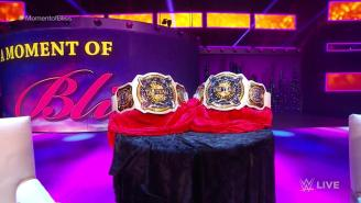 Raw Unveiled Women's Tag Belts And Announced When The Champions Will Be Crowned