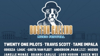 Boston Calling's 2019 Lineup Features Travis Scott, Janelle Monae, Tame Impala And Many More
