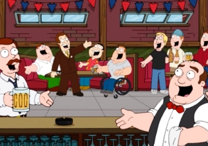 An Iconic 'Family Guy' Bar Has Popped Up In Dallas For A Limited Time
