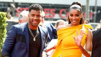 Russell Wilson And Ciara Seem To Respond To Future's Comment About Him 'Not Being A Man'