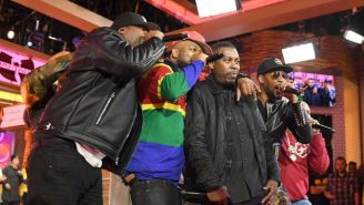 Wu-Tang Clan, Public Enemy, And De La Soul United For The 'Gods Of Rap' Tour