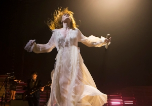 Florence And The Machine's 'Moderation' Is A Thunderous Anthem
