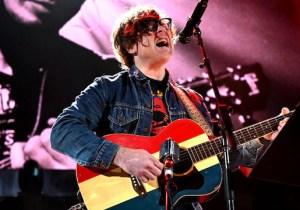 Ryan Adams' Gorgeous New Single, 'F*ck The Rain,' Features A John Mayer Guitar Solo