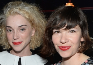 St. Vincent Is Producing The New Sleater-Kinney Album, And Their Fans Are Freaking Out