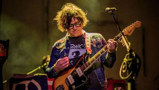 Ryan Adams' New Song, 'Doylestown Girl,' Offers Summer Nostalgia To Thaw The Winter Chill