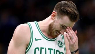 Gordon Hayward Wishes Jusuf Nurkic The Best In The 'Long Road' Back From His Leg Injury